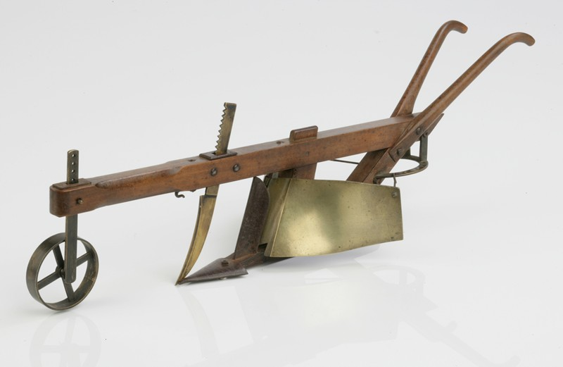 Beautifully Made Apprentice's Model Plough-walpoles-3328a-main-636731534973020342.jpg