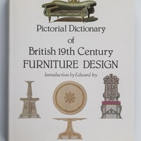 British 19th Century Furniture Design (Hard back)