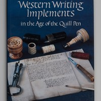 Western Writing Implements