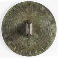A Large and Substantial Thomas Heath Sundial