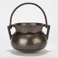 Low Countries Hanging Cooking Pot
