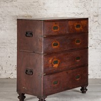 'Barn-Find' Campaign Chest of Drawers