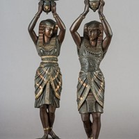 Pharaoh Candlesticks