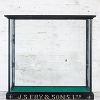 J S Fry & Sons Ltd Confectioner's Cabinet