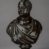 Bronze Bust of the Duke of York