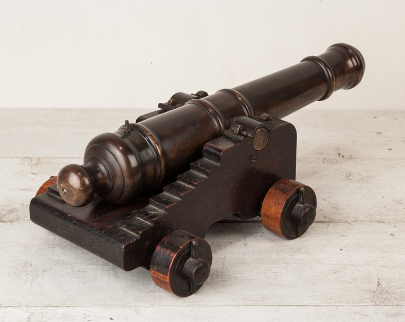 A Fabulous Pair of large Bronze Signal Cannon-walpoles-3949a-main-637350036770696050.jpg