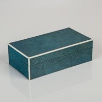 Thornhill Shagreen Box