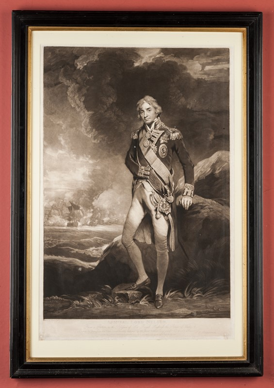 Fine Early Impression  Admiral Lord Nelson-walpoles-4030-main-637262796171712864.jpg