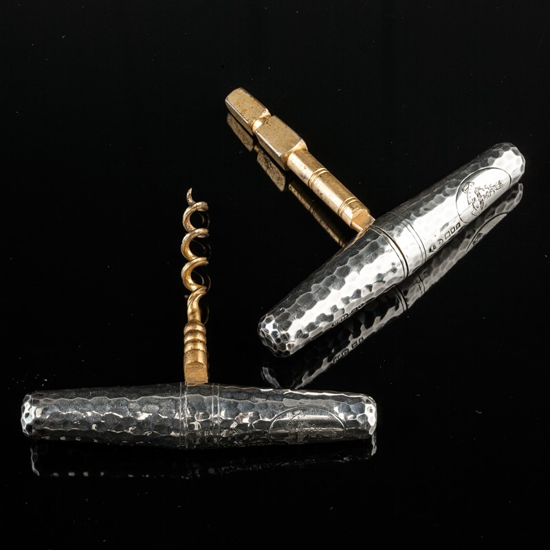 Travelling Corkscrew & Carriage Key-walpoles-4161a-main-637459891684460159.jpg