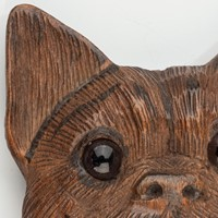 French Bulldog Parasole Handle