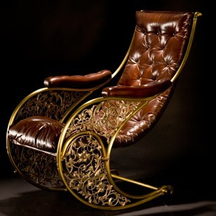 A wonderful Winfield Rocking Chair