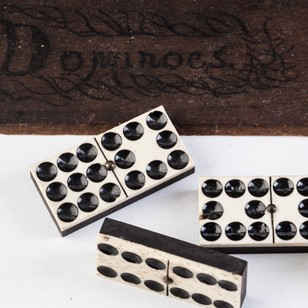A Large Set of Dominoes