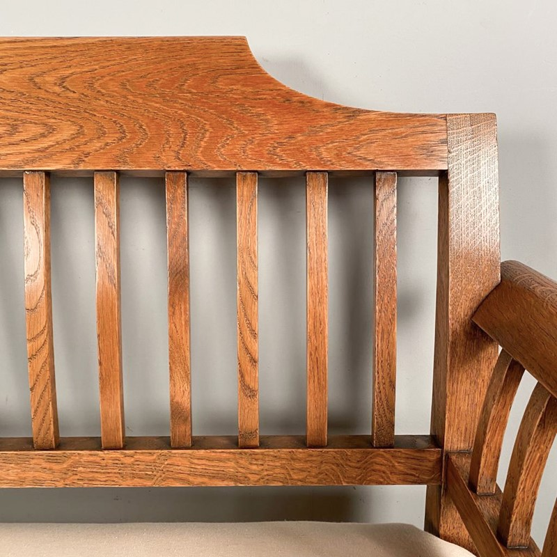Heals Style Solid Oak Hall Bench-william-james-antiques-hall-bench-3-main-637417172698032449.jpg