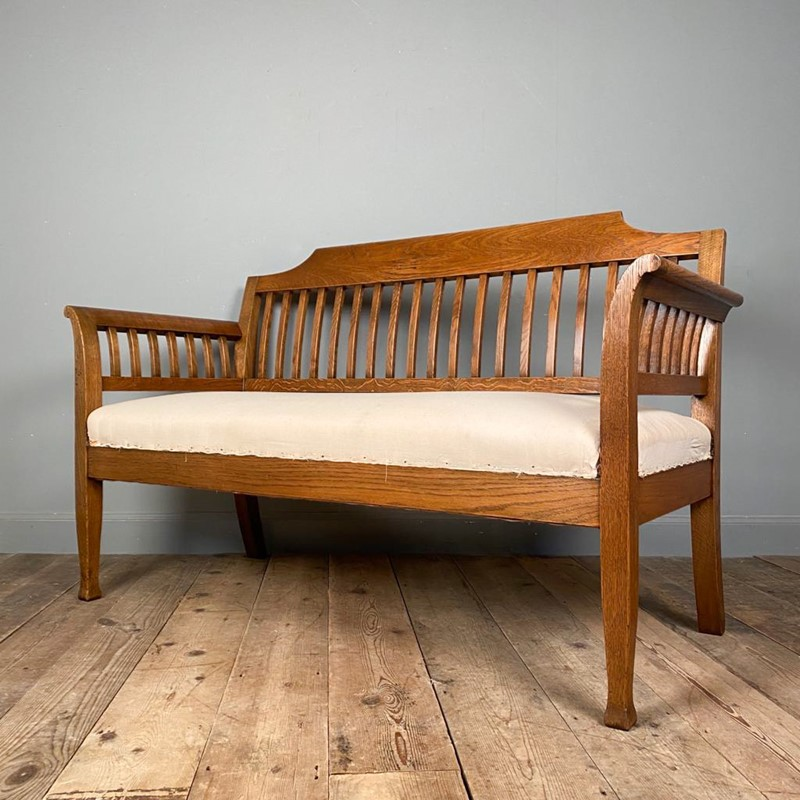 Heals Style Solid Oak Hall Bench-william-james-antiques-hall-bench-4-main-637417172182259941.jpg