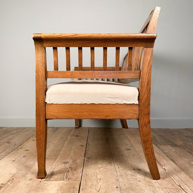 Heals Style Solid Oak Hall Bench-william-james-antiques-hall-bench-6-main-637417172523972561.jpg