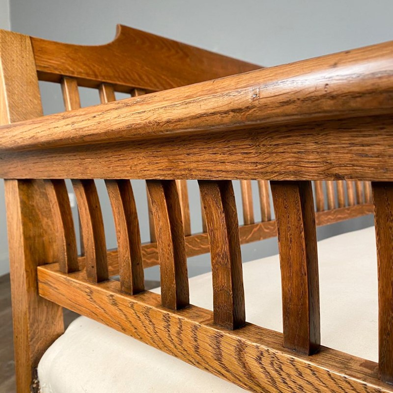 Heals Style Solid Oak Hall Bench-william-james-antiques-hall-bench-9-main-637417172613184223.jpg